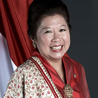 Picture of Dr Mari Pangestu