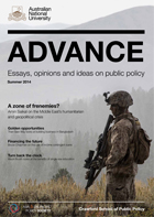 Advance magazine summer 2014 edition