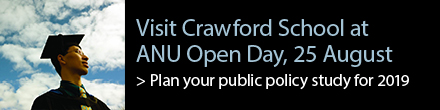Crawford Open Day 2018