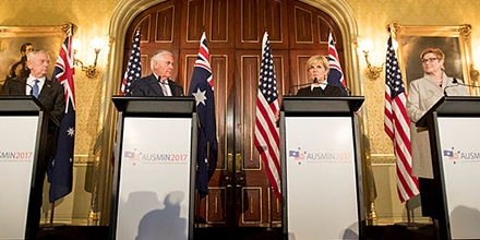 An Australia-US alliance for the 21st century
