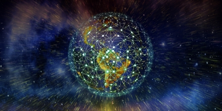 Interconnected globe