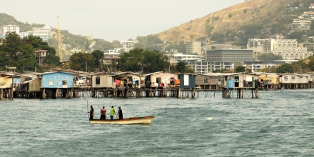 State fragility in PNG