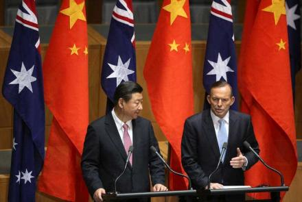 Australia And China After Their Free Trade Agreement Crawford